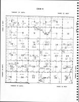 Code K - Township 34 North, Range 22 West, Keya Paha County 1964